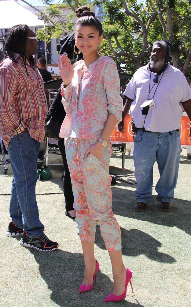 Zendaya Coleman ~African fashion, Ankara, kitenge, African women dresses, African prints, African men's fashion, Nigerian style, Ghanaian fashion ~DKK