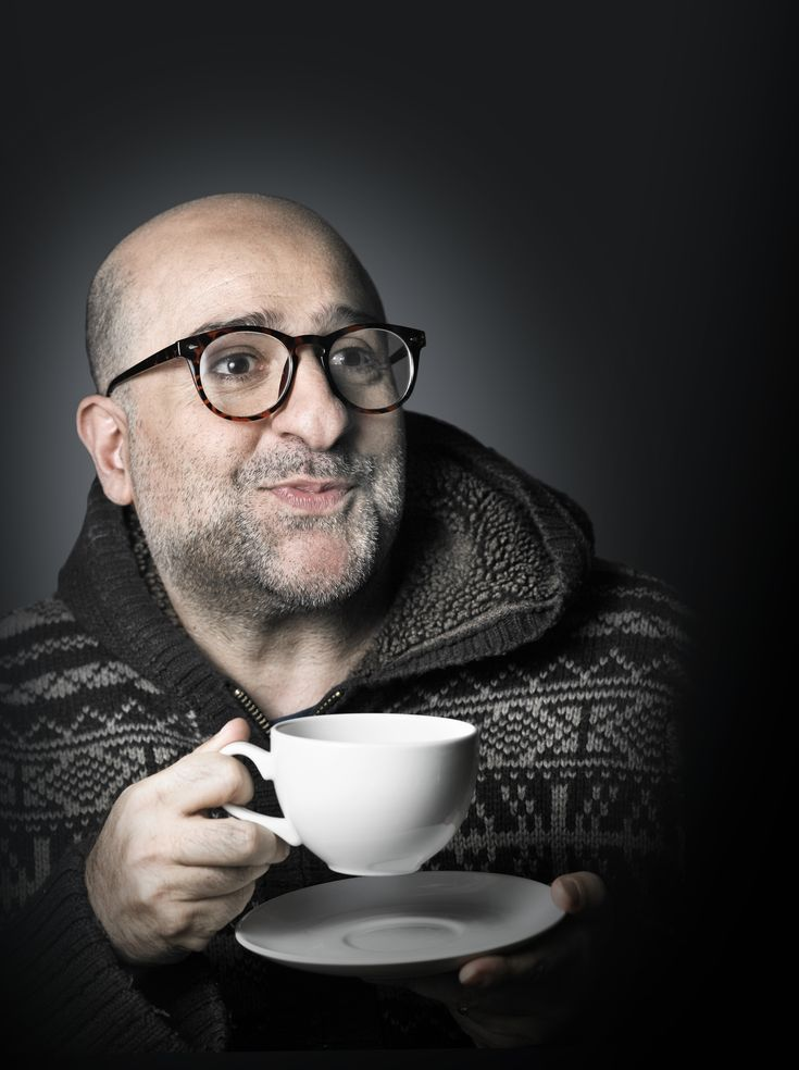 Omid Djalili: Schmuck For a Night | Events | Farnham Maltings Mon 28 Nov 2016: Award winning comedian and actor Omid Djalili known for his legendary stand-up performances is back on a nationwide tour! Intelligent, sometimes provocative and always entertaining, his stand-up is a hugely energetic and captivating comedy masterclass.