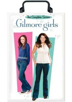 @Overstock - Set in the small town of Stars Hollow, Connecticut, GILMORE GIRLS is a charming television drama that tells the story of a 30-something single mother, Lorelai Gilmore (Lauren Graham), and her precocious teenage daughter, Rory (Alexis Bledel), as they n...http://www.overstock.com/Books-Movies-Music-Games/Gilmore-Girls-The-Complete-Series-Collection-DVD/2590624/product.html?CID=214117 $97.79, loved this show <3