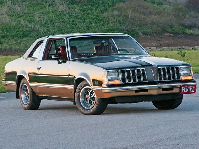 1979 Pontiac Grand Am Coupe - High Performance Pontiac