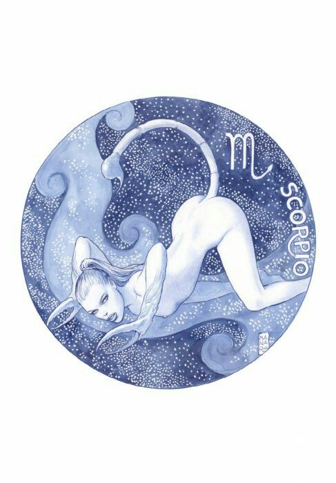 Milo Manara Zodiaco Scorpione