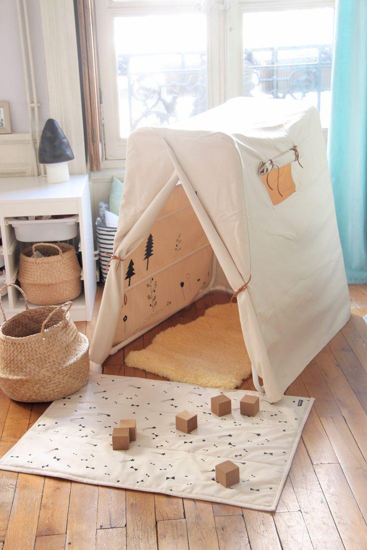 Ta.Ta. Unconventional Design For Kids: TENDA PER BAMBINI