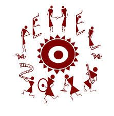 Image result for warli painting techniques