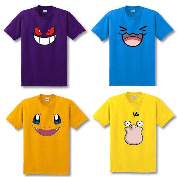 Buy Pokemon T Shirt Raichu Tshirt Gengar