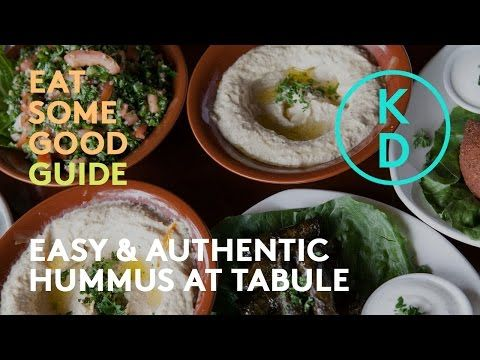 Watch episode 3 of Kim D'Eon's Eat Some Good Guide! MAKING HUMMUS FROM SCRATCH (EAT SOME GOOD GUIDE: TABULE) - #YouTube #Toronto #foodie