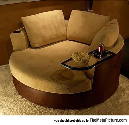 The Perfect Cuddle Couch