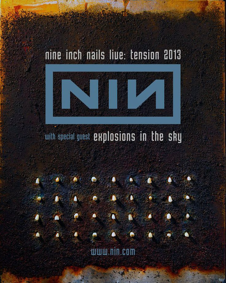 135 best NIN images on Pinterest | Nine inch nails, Trent reznor and ...