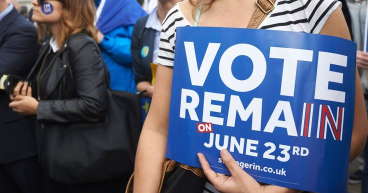 Here's everything you need to know about the British referendum that could reshape the future of the world's largest economy.