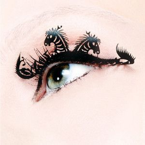 Horses Lashes Full, £10, now featured on Fab.
