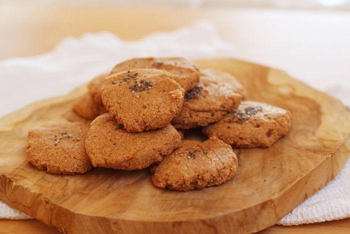 Recept: Zachte Pindakaas Koekjes (glutenvrij, suikervrij, ve... | fitbeauty.nl | Bloglovin'