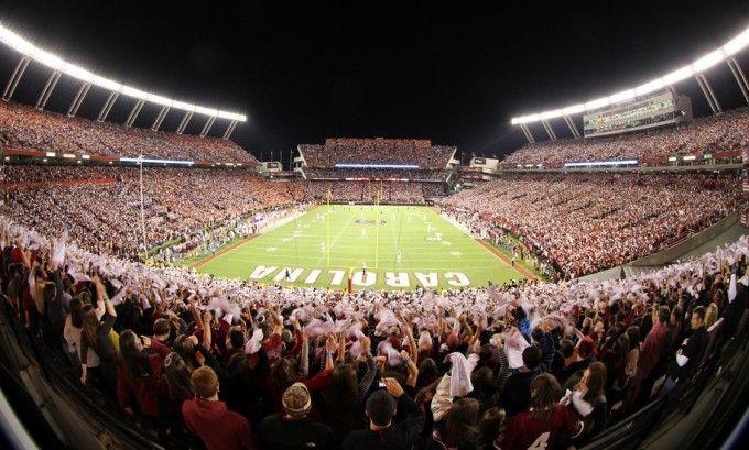 Own and use Carolina Season Football tickets!!