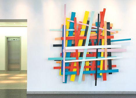 Imi Knoebel find your inspiration visiting www.i-mesh.eu  and click I LIKE on FACEBOOK: https://www.facebook.com/pages/I-MESH/633220033370693