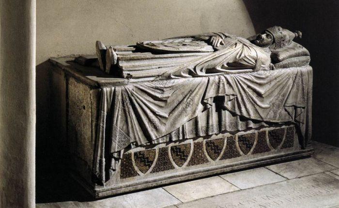 Tomb of Boniface VIII by ARNOLFO DI CAMBIO #art