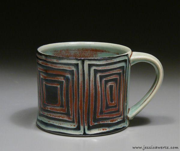 Jessica Wertz Ceramicss - Mug