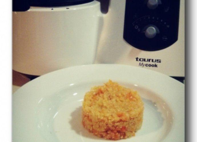 Quinoa con cebolla y zanahoria para #Mycook http://www.mycook.es/cocina/receta/quinoa-con-cebolla-y-zanahoria