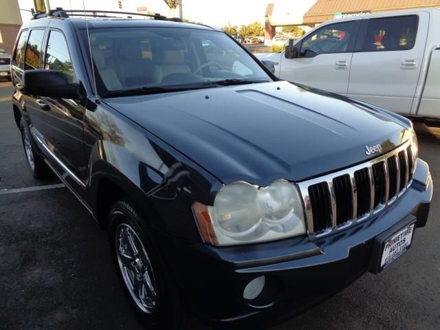 #HellaBargain 2006 Jeep Grand Cherokee Limited 4.7 V8 - Navigation*Leather Seats* Automatic Sacramento: $8,595.00  www.hellabargain.com