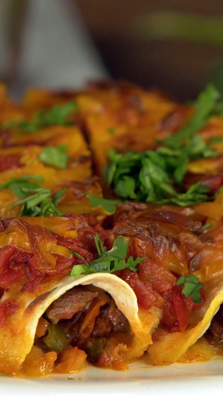 Estas serán las mejores enchiladas que vas a probar