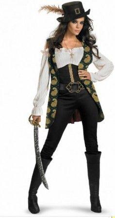 Disfraces de Piratas, Mujeres | Soy Disfraz