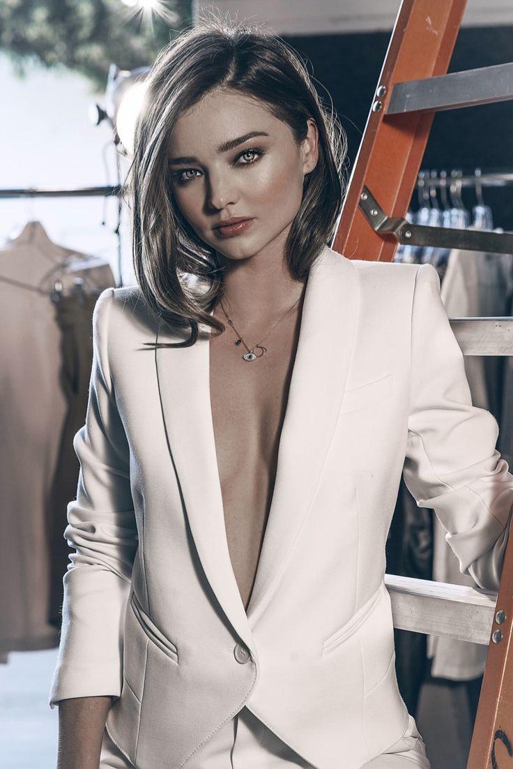 Miranda Kerr Dazzles In Swarovski Holiday 2015 Ads