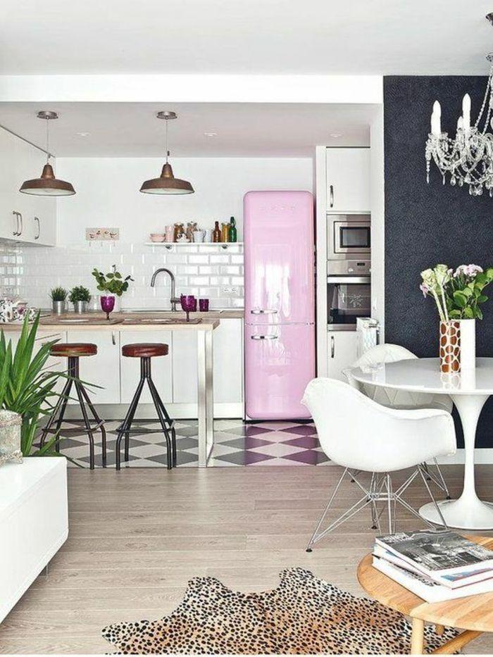 Offene Küche Ideen   Warum Sind Offene Küchen Eigentlich So Modern? Offene  Küchen Sind Für Die Immer Kleiner Werdenden Wohnungen Sehr Passend.