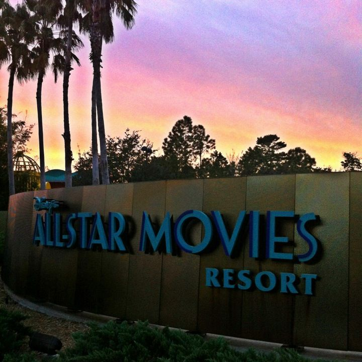 Disney's All-Star Movies Resort in Lake Buena Vista, FL