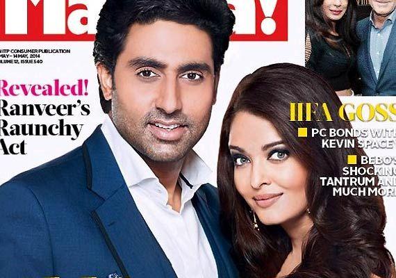 Plastic or wax! Aishwarya Rai, Abhishek Bachchan fall flat with aesthetic expressions (see pics)