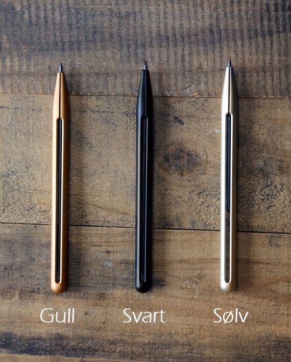 Penxo – Den minimalistiske 2mm blyanten | Moody.no