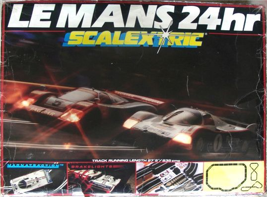 Scalextric Le Mans 24-Hour