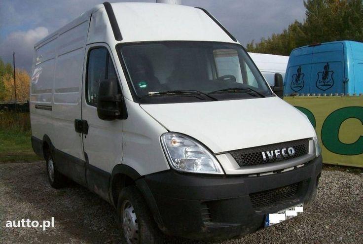 Ogłoszenia motoryzacyjne - IVECO 35S13
