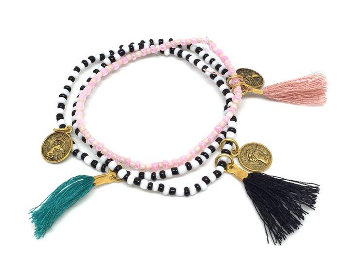 Armbanden set uit Kenia