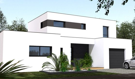 M s de 20 ideas incre bles sobre maison toit terrasse en - Maison toit terrasse prix ...