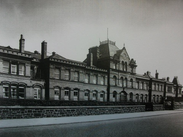 Stanley Hospital 1960, spent half my childhood in here or Walton with cuts and breaks....bit accident prone...my mothers description of me.