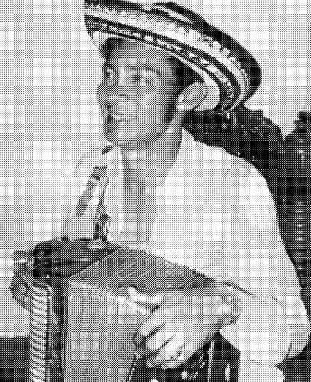 Andres Landero of San Jacinto, Bolivar, Colombia  By Bardo Martinez