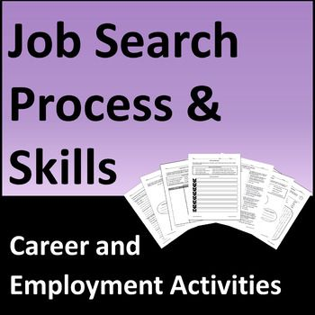 150 best Job Search Lessons and Activities images on Pinterest - job self assessment