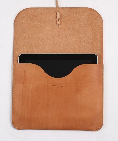 Kenton Sorenson Leather iPad Holster