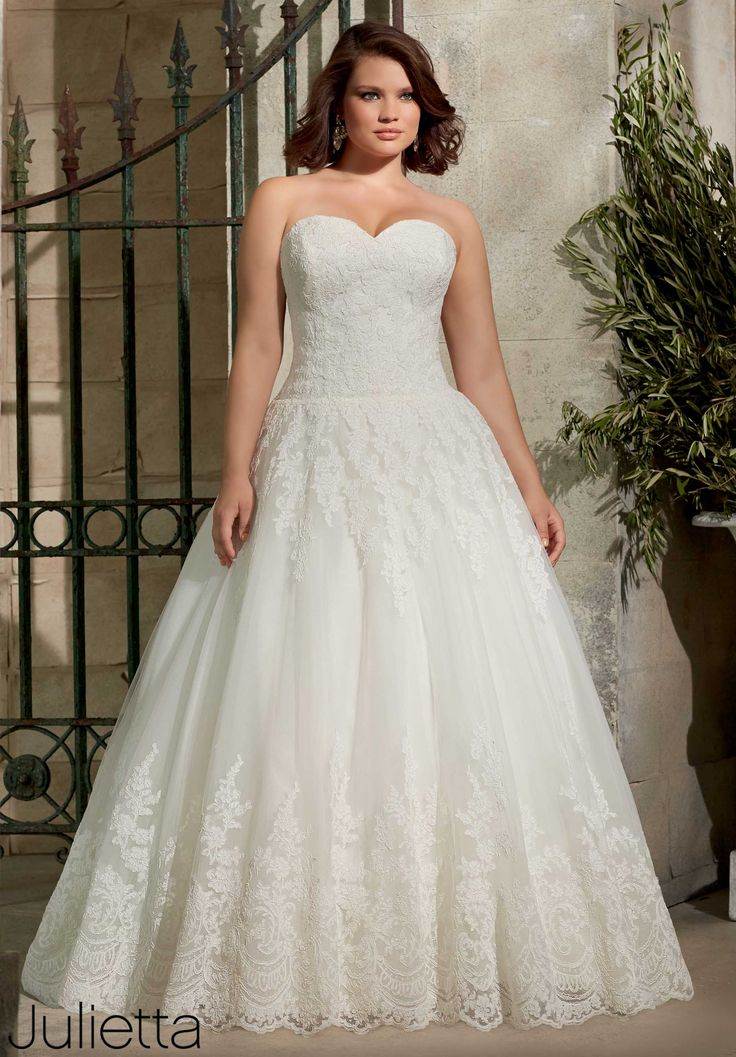 88 best images about plus size wedding dresses on for Plus size wedding dress designers