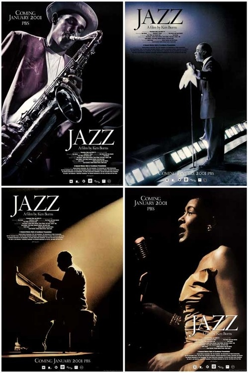 By Ken Burns. This is good. Learning Jazz is like learning America