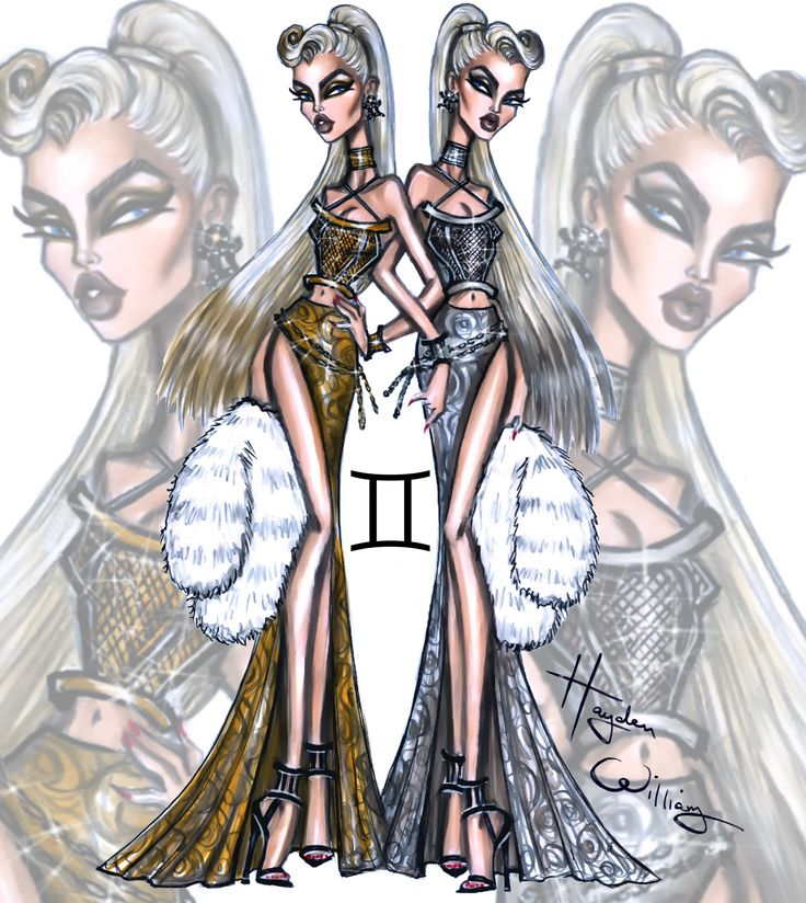 'Seeing Signs' by Hayden Williams #Gemini