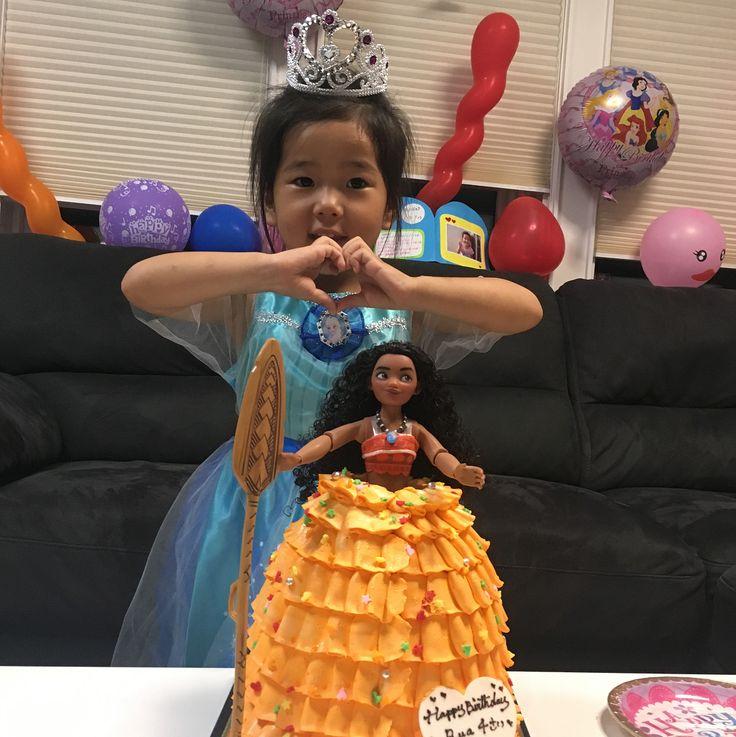 ☆☆☆ . . 初ドールケーキ注文��㊗️❤️ るあも喜んでくれたし 良かった〜�������� . これは毎年子供の誕生日には リピ決定��絶対��可愛すぎる�� . #ドールケーキ#モアナ#モアナと伝説の海#主役#エルサ#エルサヘアー#elsa#プリンセス#ディズニー#Disney#大好き#clussycake #Instagrammer http://misstagram.com/ipost/1612446903453545072/?code=BZgj-pjhvJw