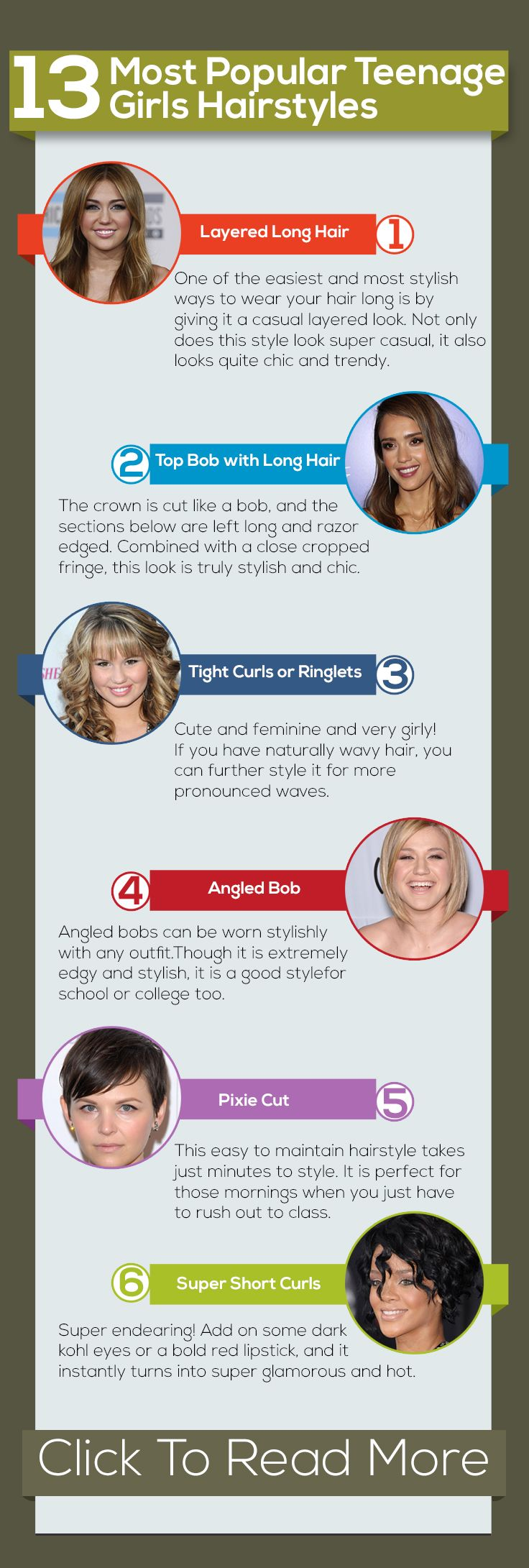 Fine 25 Best Ideas About Teenager Hairstyles On Pinterest School Hairstyle Inspiration Daily Dogsangcom