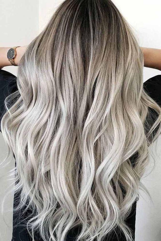 I nuovi colori capelli 2018 flashmode.me  33d796a37750