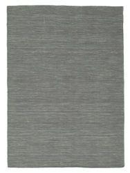 Dywan Kilim loom - Ciemnoszary CVD9138