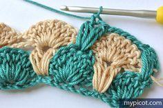 MyPicot | Free crochet patterns ༺✿ƬⱤღ✿༻