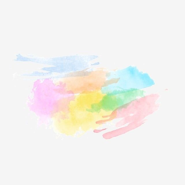 Candy Color Watercolor Smudge Graffiti Ink Element Candy Color Watercolor Smudge Png Transparent Clipart Image And Psd File For Free Download Colorful Backgrounds Watercolor And Ink Candy Background