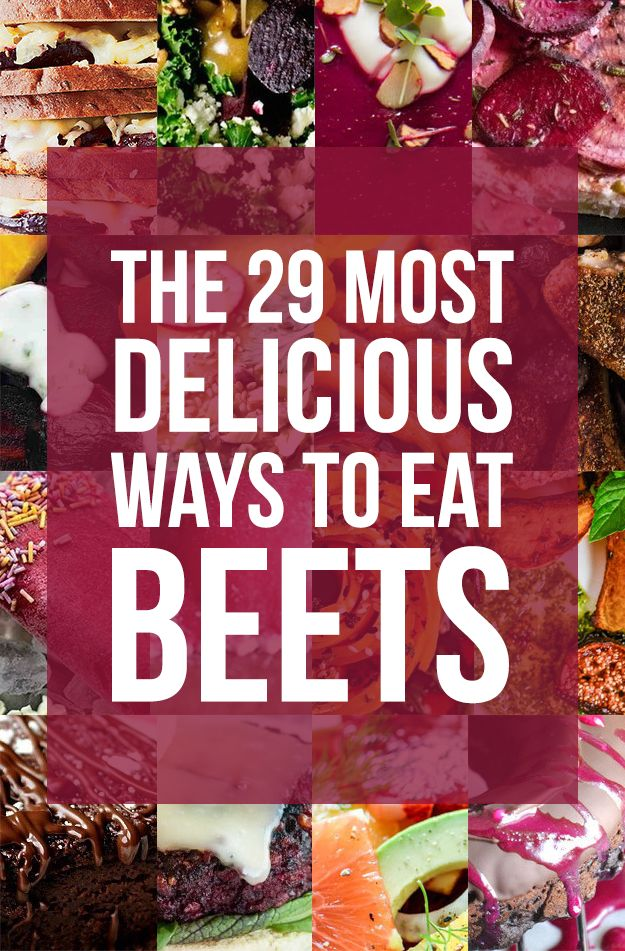 29 Recipes That Will Actually Make You Want To Eat Beets