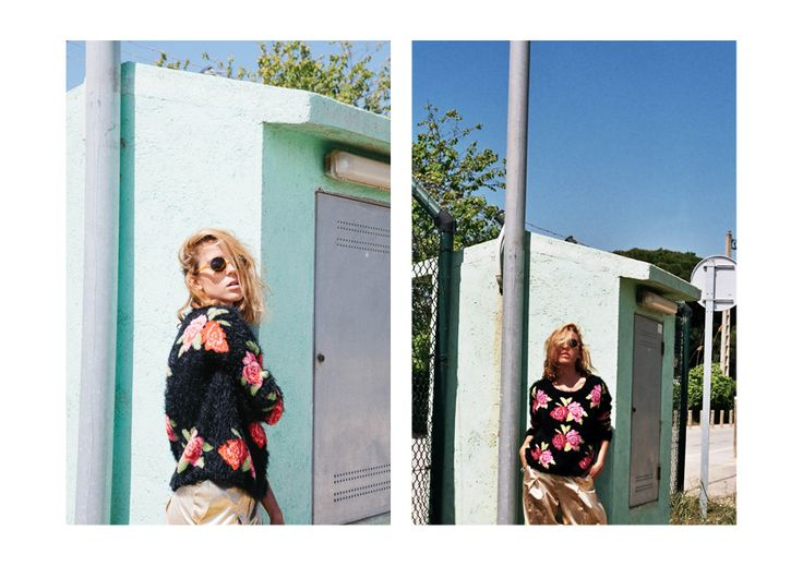 Le fortune SS2014 Sweater garden all gone, sorry girls !