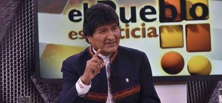 Bolivia: Evo Morales da marcha atrás con la modificación del Código Penal pero siguen las protestas - NODAL https://www.nodal.am/2018/01/bolivia-evo-morales-da-marcha-atras-la-modificacion-del-codigo-penal-siguen-las-protestas/   http://fmexcalibur.com/Reproductor.html