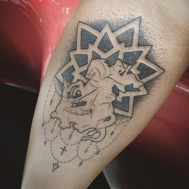 Ogunhê! (50 Tatuagens de São Jorge)