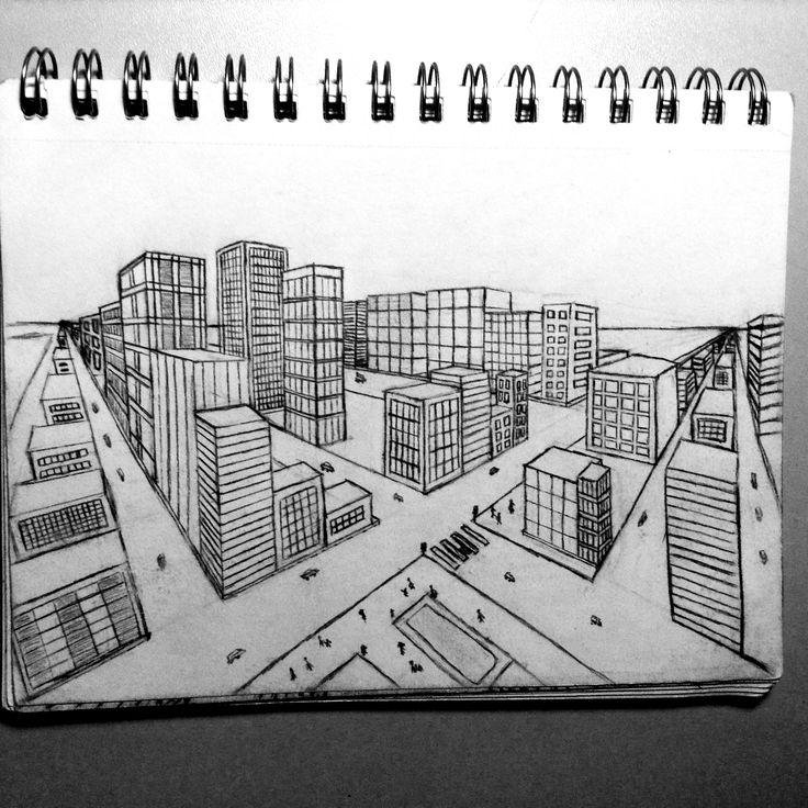 My first sketch 2015