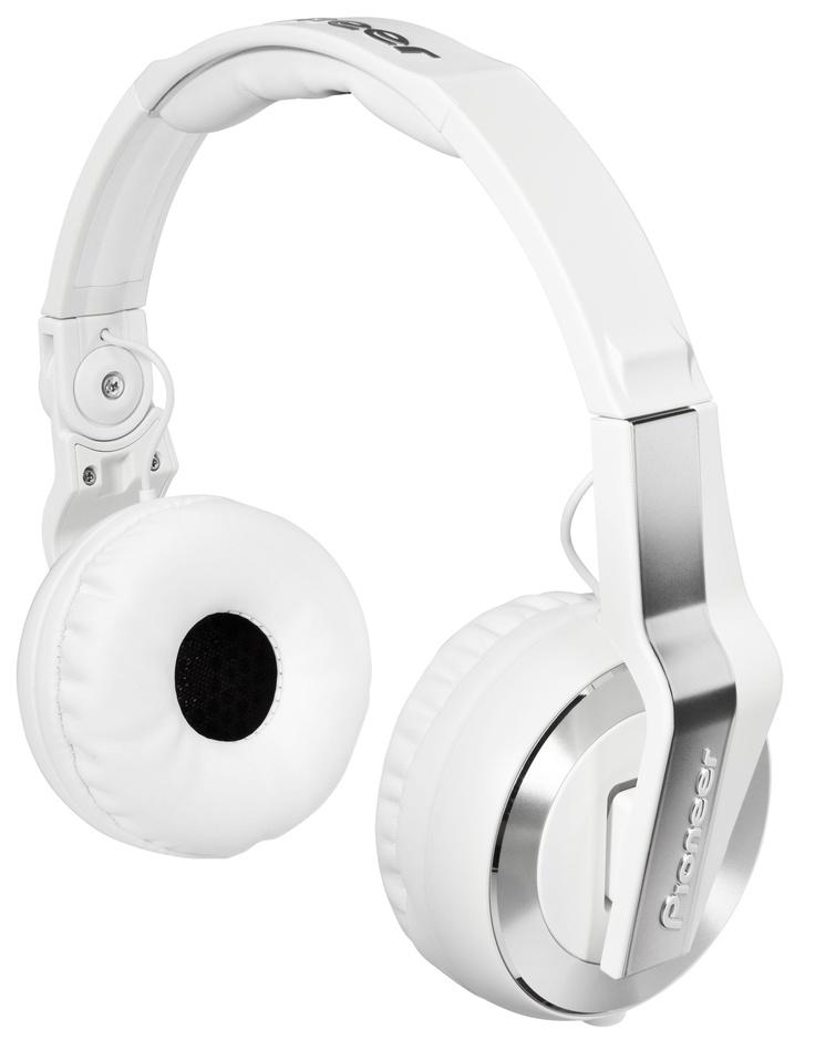 SPECIFICATIES PIONEER HDJ-500 WIT  De Pioneer HDJ500 DJ hoofdtelefoon is gemaakt voor een veelzijdige en flexibele inzetbaarheid; voor DJ-ing thuis, in de club, of voor muziek luisteren onderweg.    Pioneer heeft bij het ontwerp ervan gebruik gemaakt van de technologie van de duurdere HDJ's en van nieuwe innovaties, zodat je met de HDJ-500 met meer nauwkeurigheid dan voorheen het tempo van je dancemuziek kunt monitoren.
